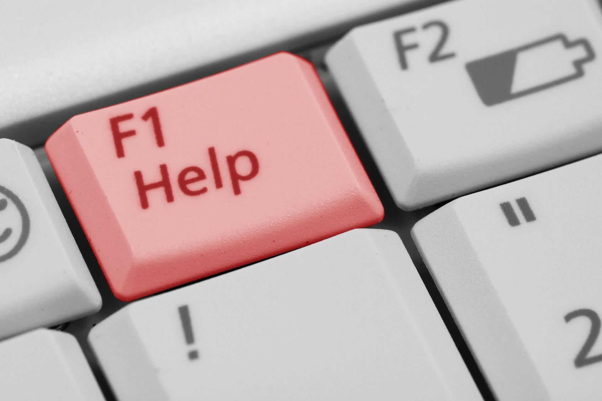 Fonction des touches F1 à F12 d'un clavier d'ordinateur